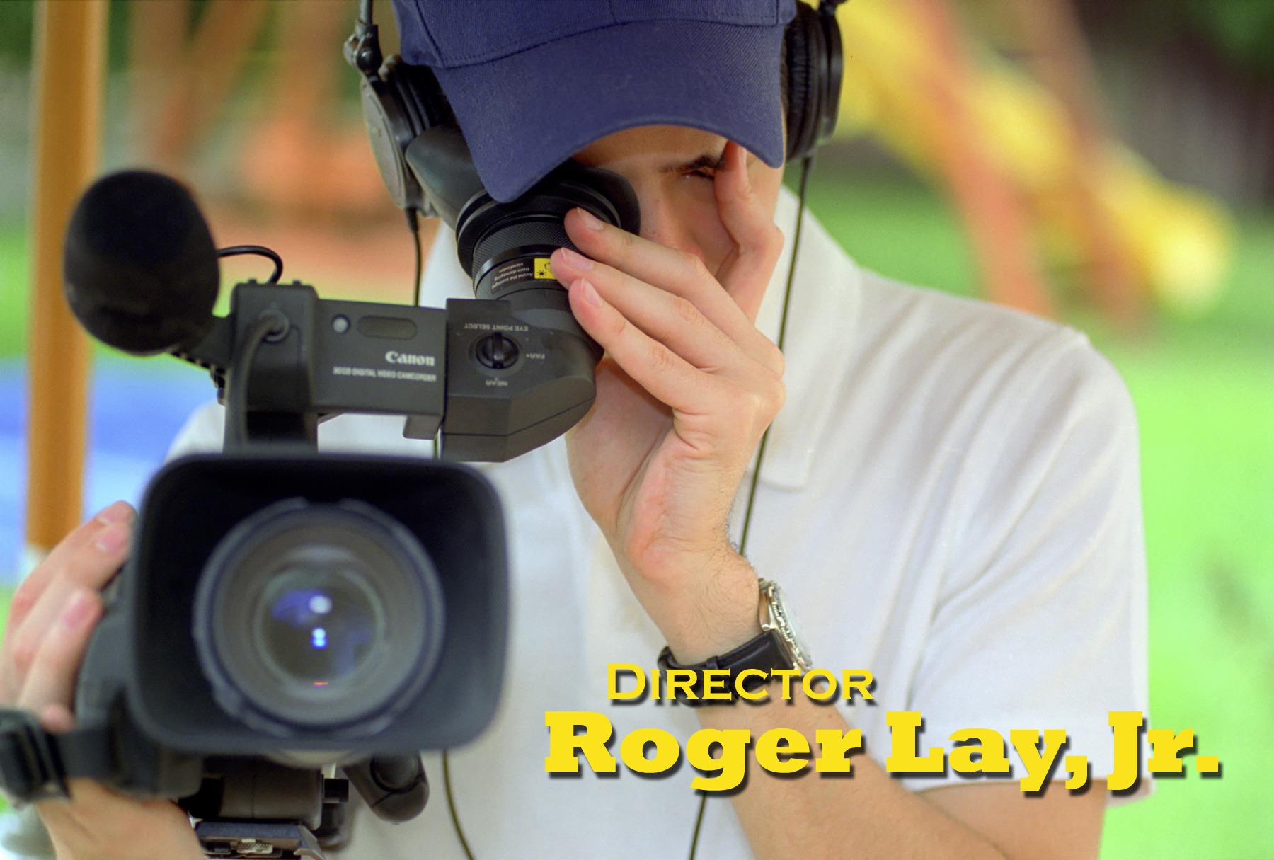 Interview Roger Lay Jr.