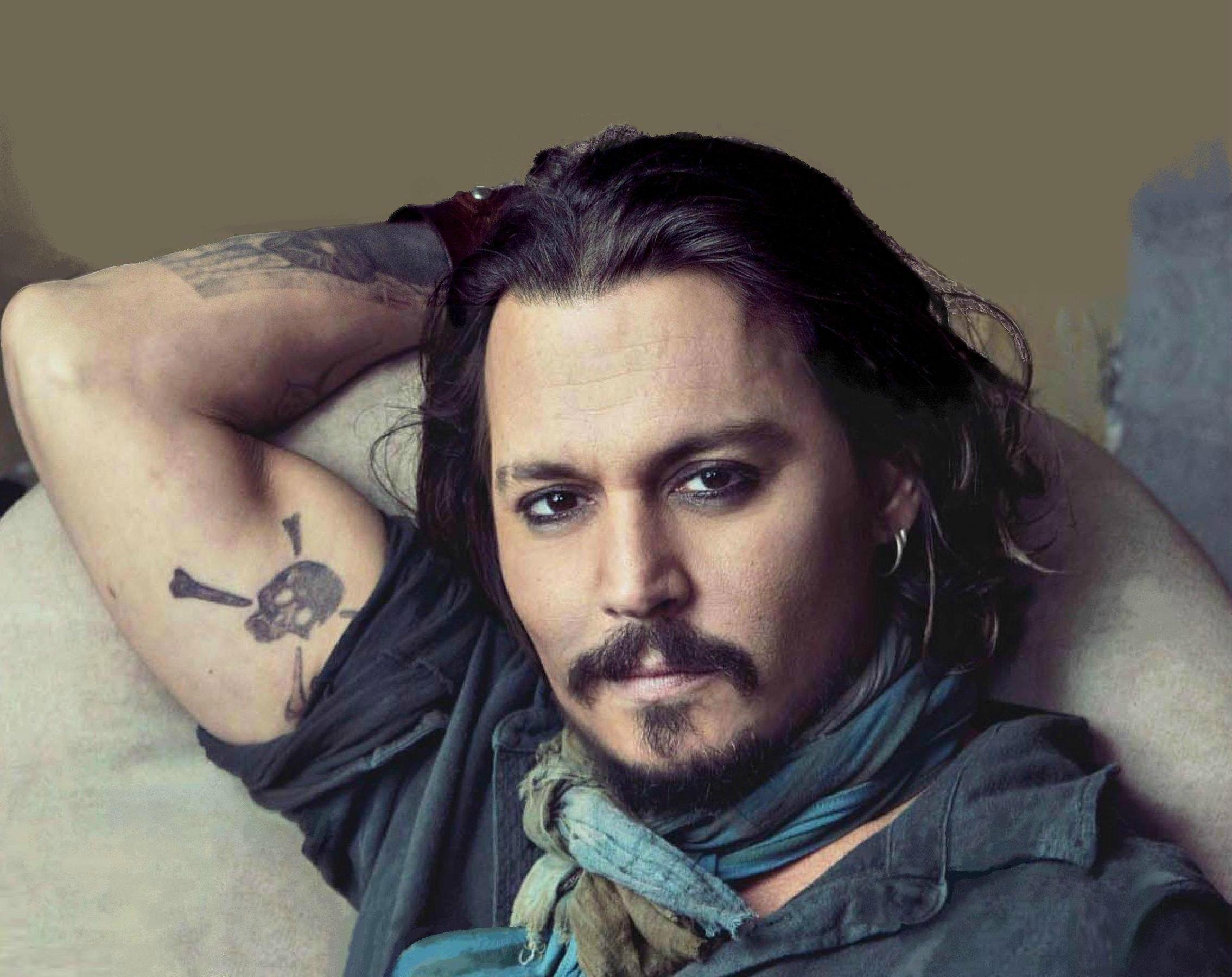 Overview of the roles of Johnny Depp