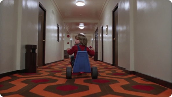Review of the movie The Shining (1980)