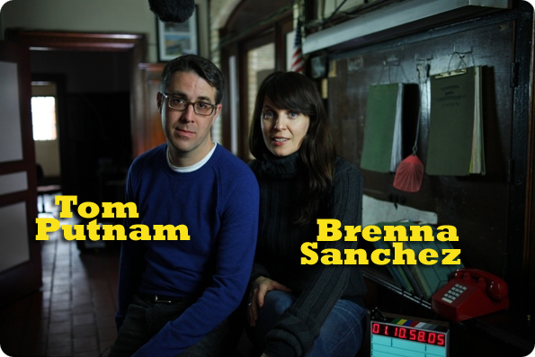 Interview met Tom Putnam en Brenna Sanchez over Burn