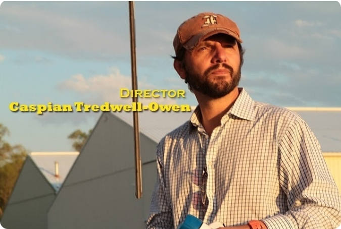 Director Caspian Tredwell-Owen interview