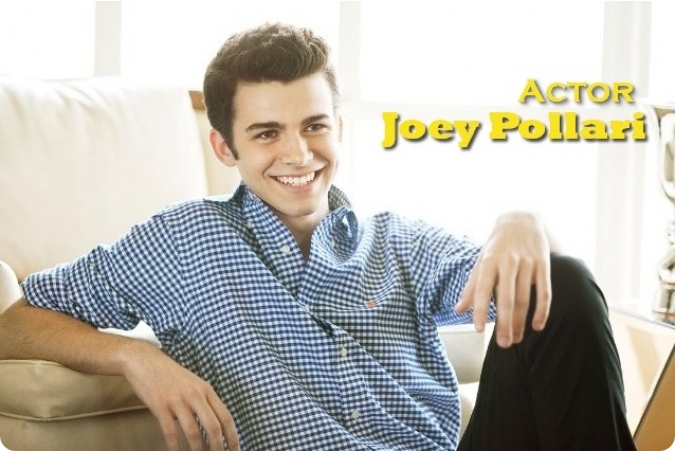 Interview Joey Pollari