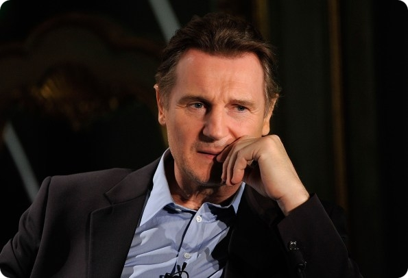Overview of the roles of actor Liam Neeson movies
