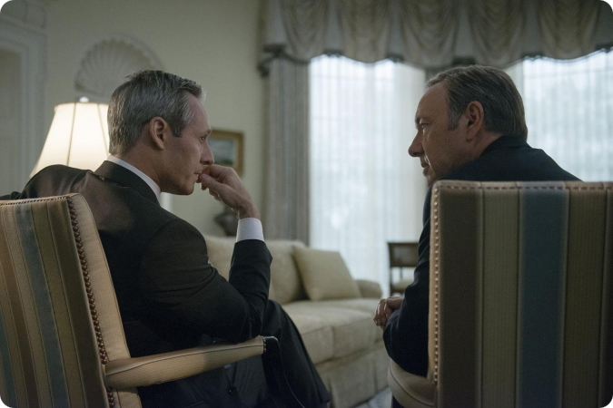 House of Cards - Seizoen 2