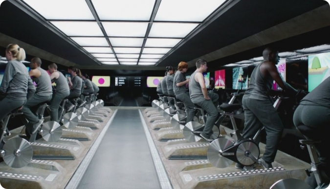 Black Mirror Seizoen 1: 15 million merits1