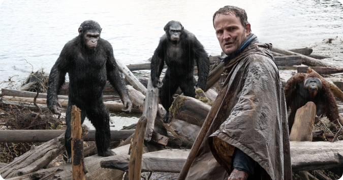 Review Dawn of the Planet of the Apes