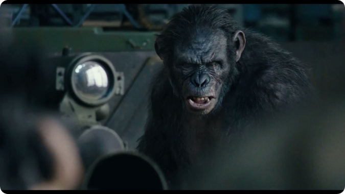 Bespreking Dawn of the Planet of the Apes