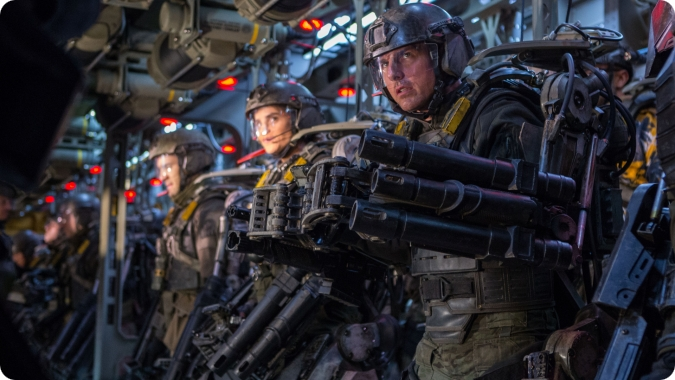 Recensie Edge of Tomorrow