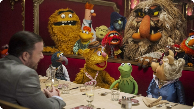 Recensie Muppets Most Wanted