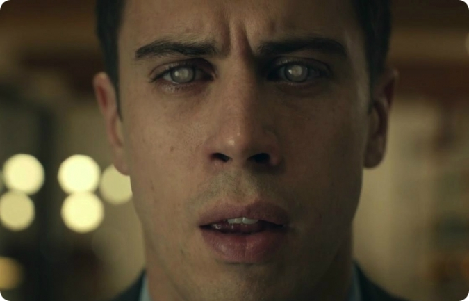 Recensie Black Mirror The Entire History of You