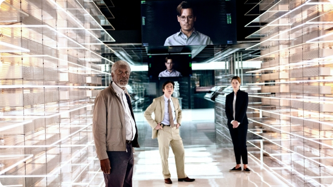 Review Transcendence