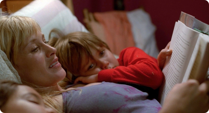 Review Boyhood