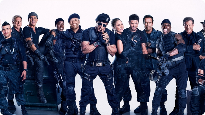 Review Expendables 3