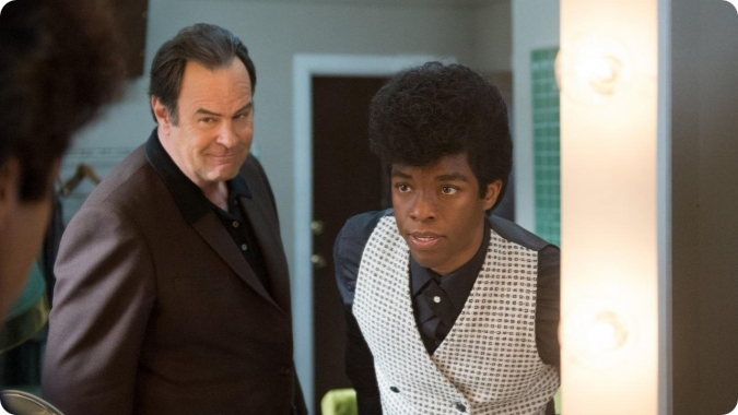 Recensie Get on up