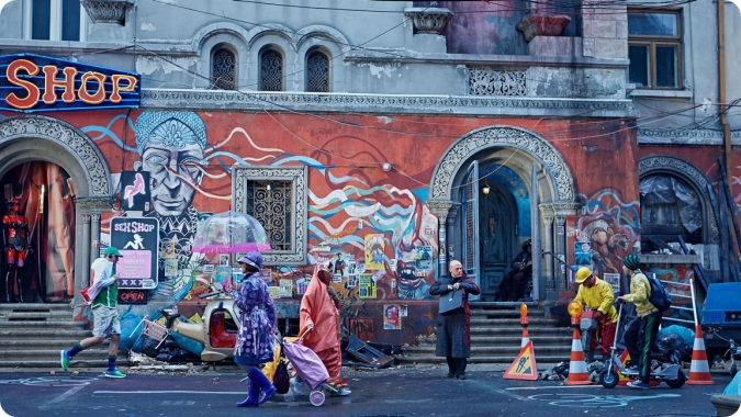 Review The Zero Theorem