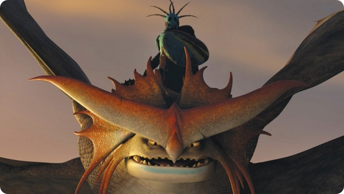 Review How to train your dragon 2