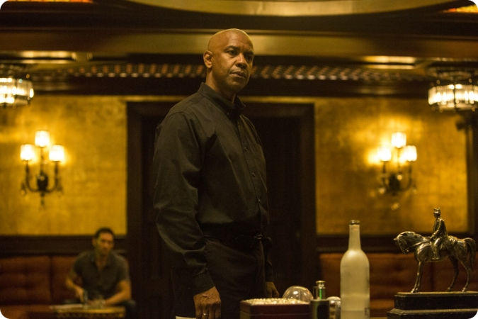 Recensie The Equalizer