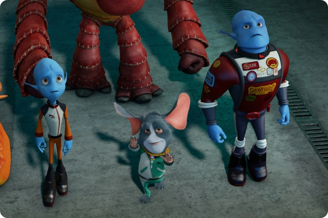 Recensie Escape from Planet Earth