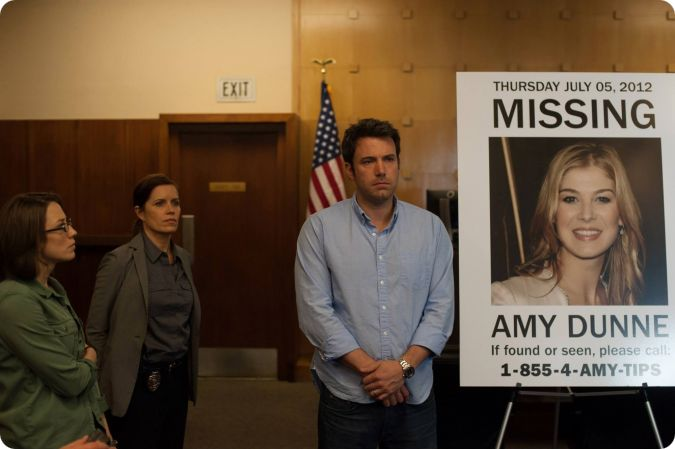 Review Gone Girl