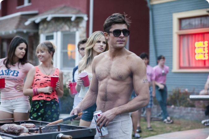 Review Bad Neighbours