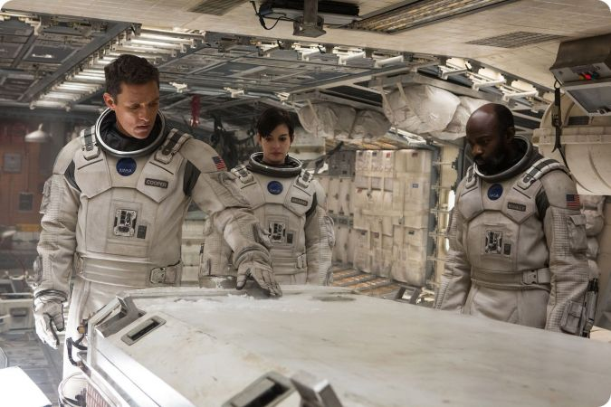 review Interstellar