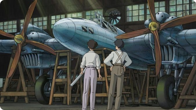 Review The Wind Rises