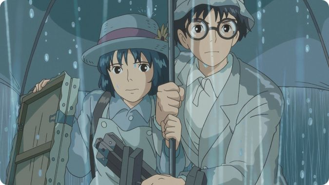 Recensie The Wind Rises
