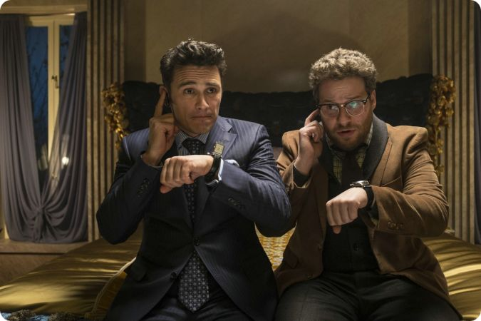 Recensie The Interview