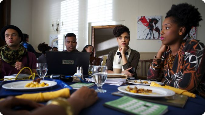 Recensie Dear White People