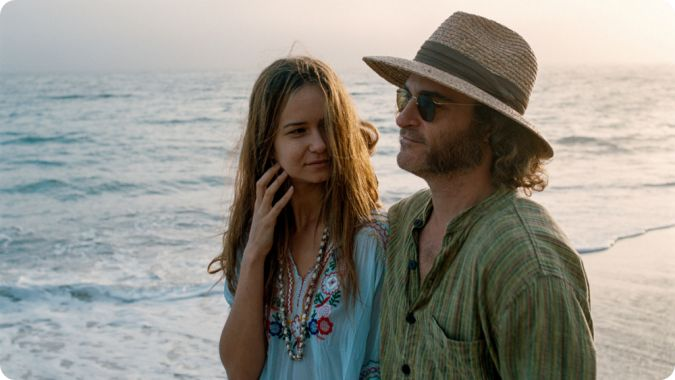 Review Inherent Vice