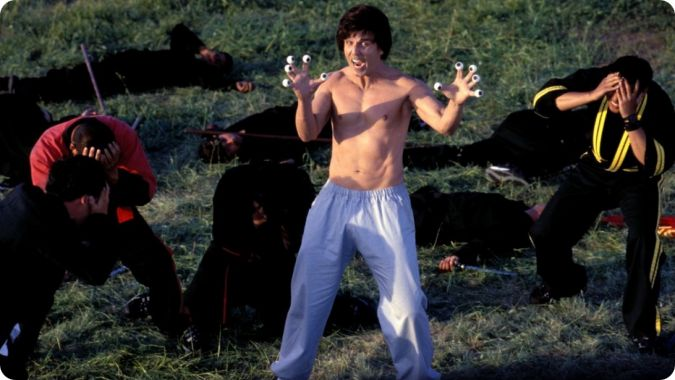 Recensie Kung Pow Enter the Fist