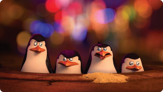 Recensie Penguins of Madagascar