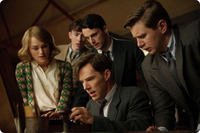 Review The Imitation Game