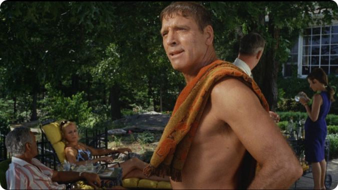 Recensie The Swimmer