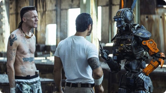 Review Chappie