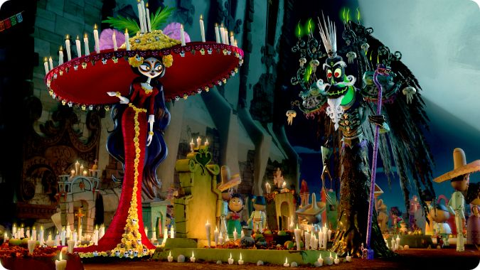 Review The Book of Life