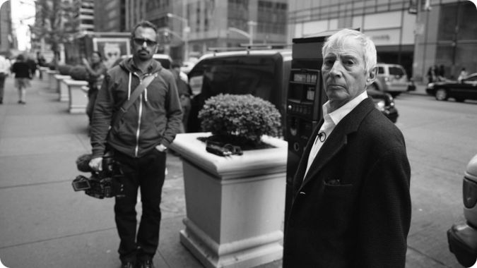 Bespreking The Jinx: The Life and Deaths of Robert Durst