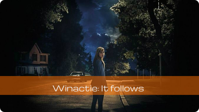 Win vrijkaarten It follows