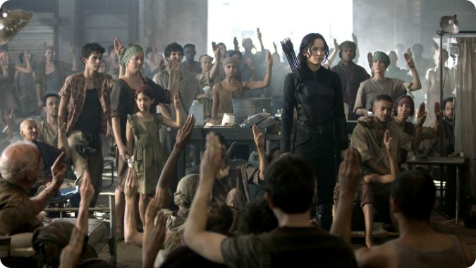 Recensie Hunger Games Mockingjay Part 1