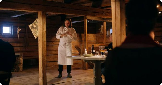 Chef's Table Magnus Nilsson