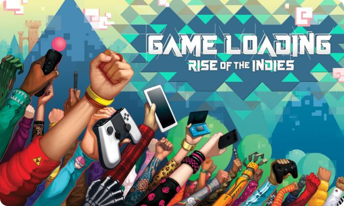 Game Loading Rise of the Indies