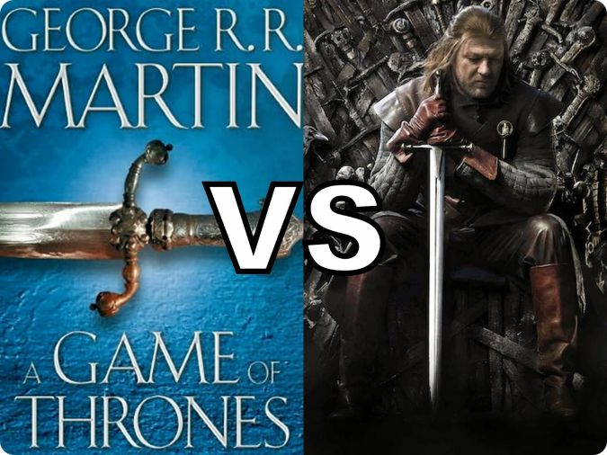 Game of Thrones vs