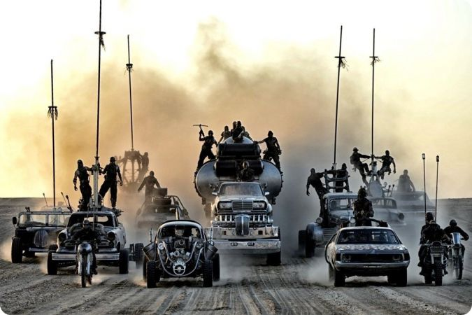 Review Mad Max Fury Road