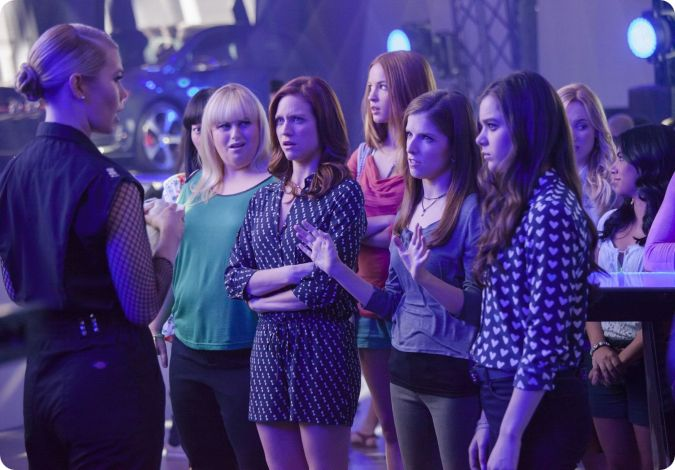Review Pitch Perfect 2