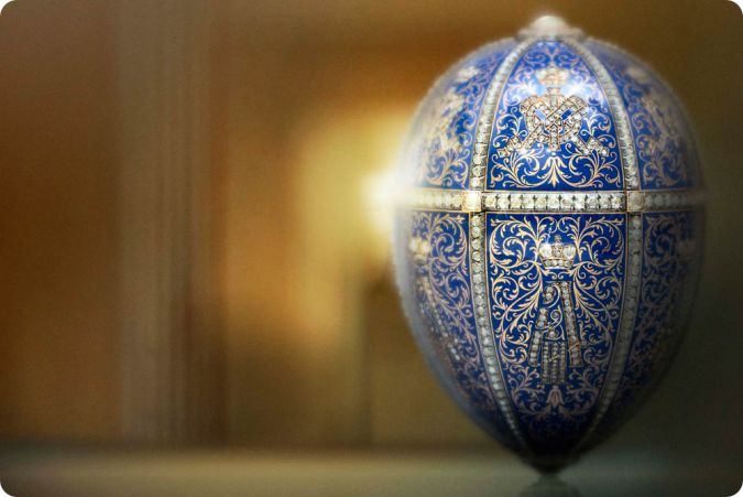 Faberge A Life of its own review