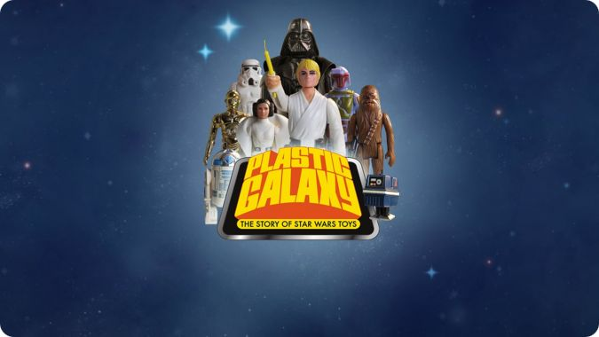 Plastic Galaxy: The Story of Star Wars Toys Review