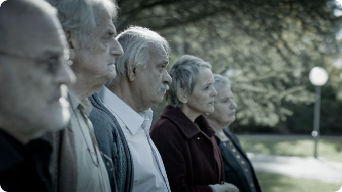 The Farewell Party recensie