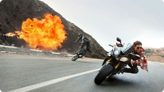 Recensie Mission Impossible Rogue Nation