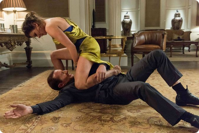 Review Mission Impossible Rogue Nation
