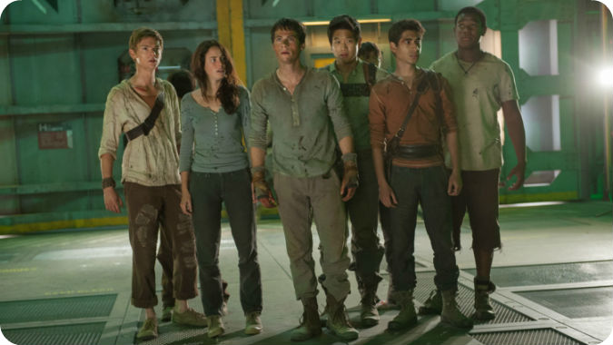 Review Maze Runner Scorch Trials